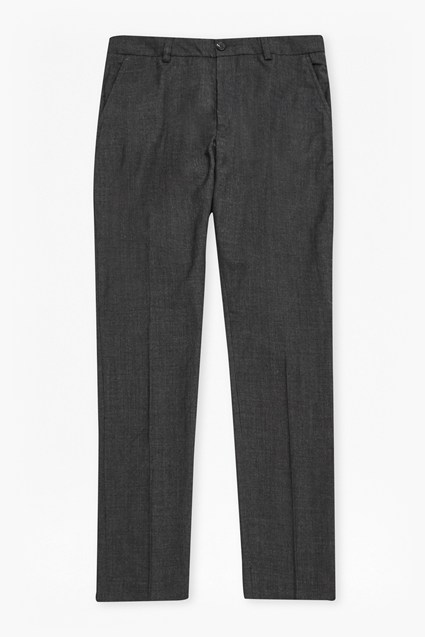 Fine Flannel Wool Pants