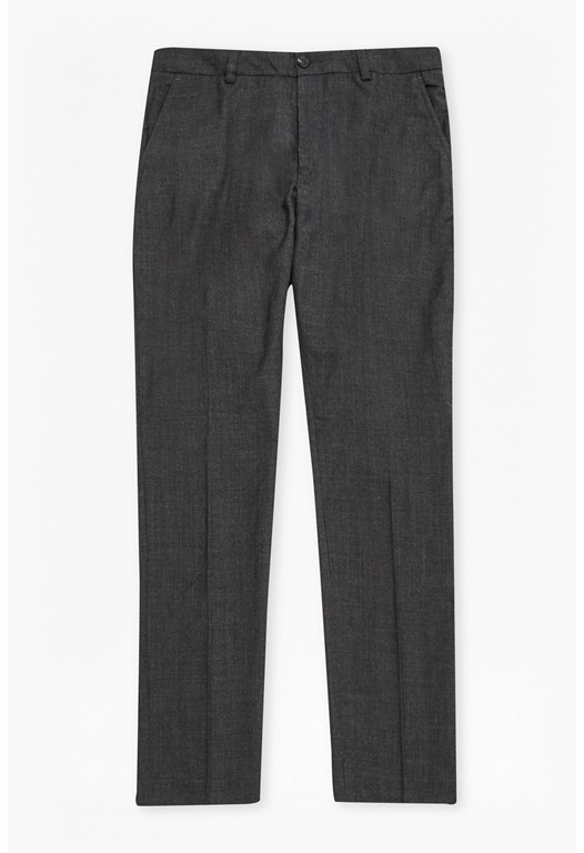 Fine Flannel Wool Trousers