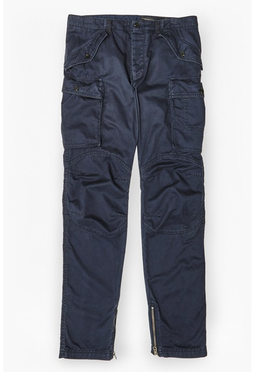 Terrace Twill Cotton Trousers