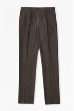 Looks Great With Washed Herringbone Tweed Trousers