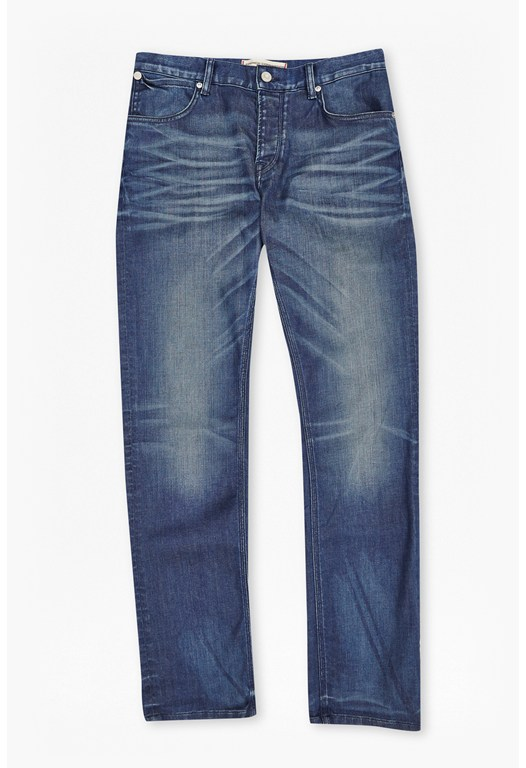 Dark Duty Relaxed Jeans