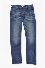 Looks Great With Dark Duty Relaxed Jeans