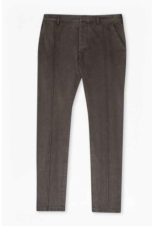 Formal Slim Jersey Pants