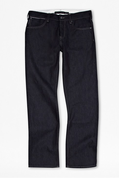 Selvedge Regular Jeans