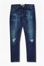 Looks Great With Ikal Stretch Destroyed and Repair Jeans