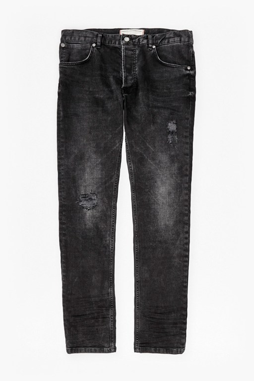 Complete the Look TNK Destroyed Slim Jeans