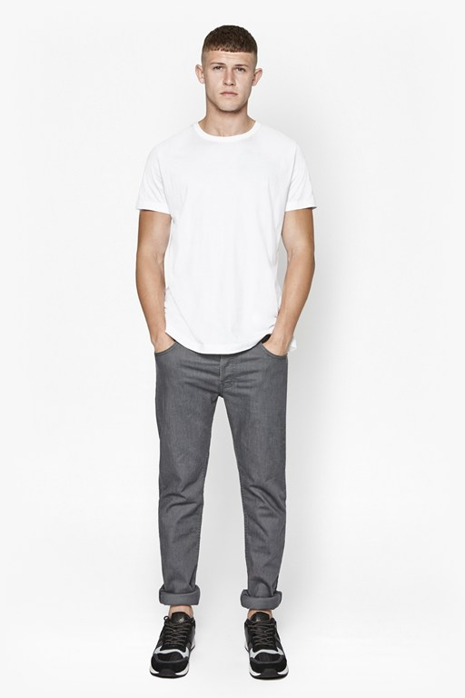 Complete the Look Co Slim Grey Jeans