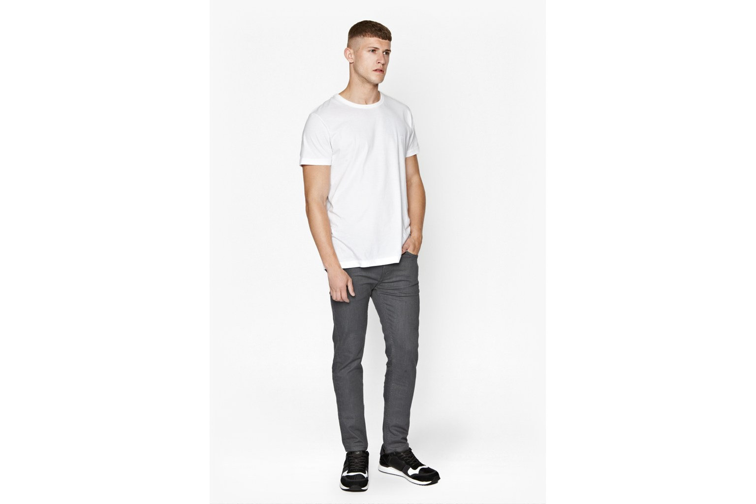 Co Skinny Grey Jeans