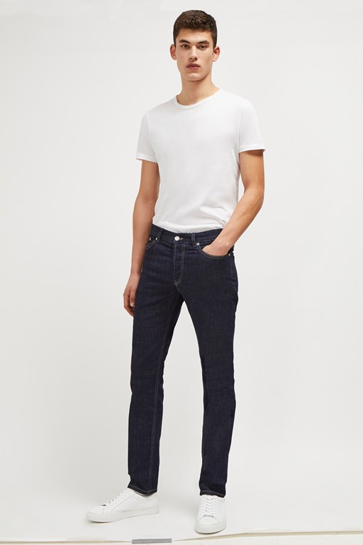 denim slim fit jeans