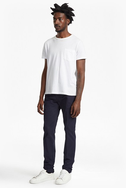 Big Spin Pima Cotton Trousers
