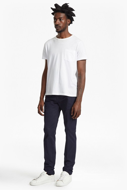 Complete the Look Big Spin Pima Cotton Trousers