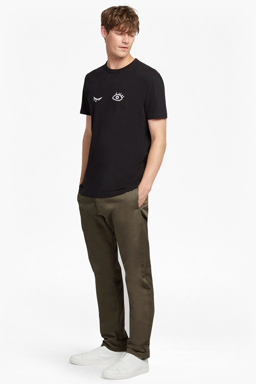 Complete the Look Selvedge Chinos