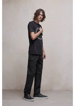 Brushed Cotton Twill Stretch Trousers