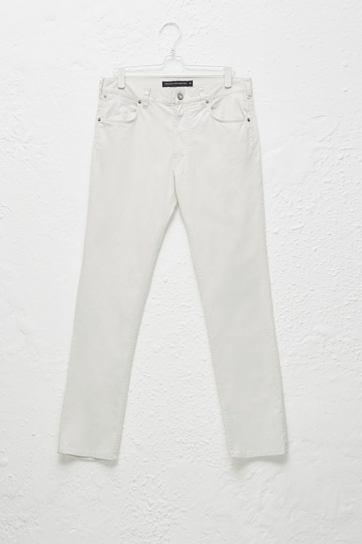 machine gun stretch 5 pocket trousers