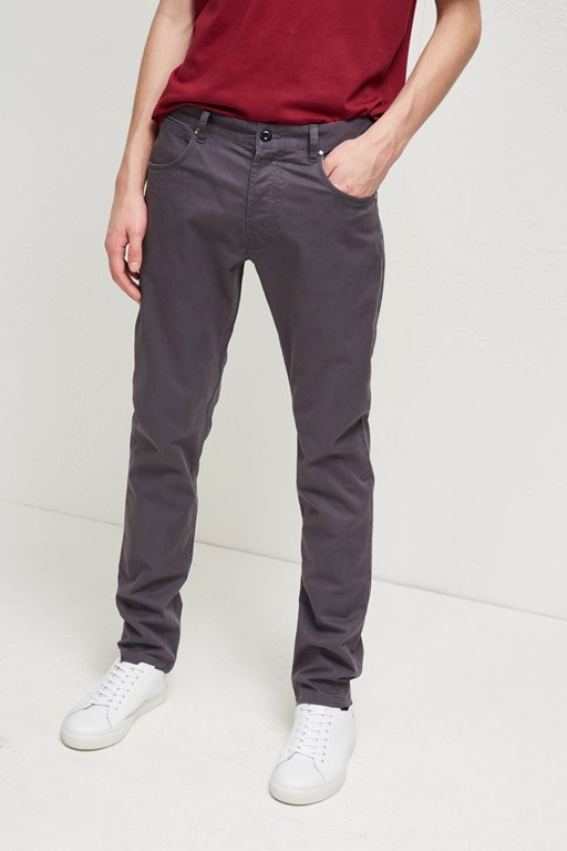 Complete the Look Machine Gun Stretch 5 Pocket Trousers