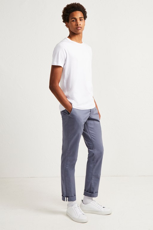 machine gun stretch slim trousers