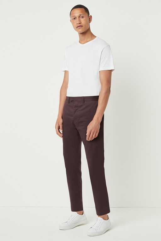 Complete the Look Clean Machine Stretch Crop Trousers