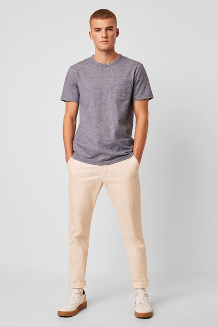 Machine Stretch Chino