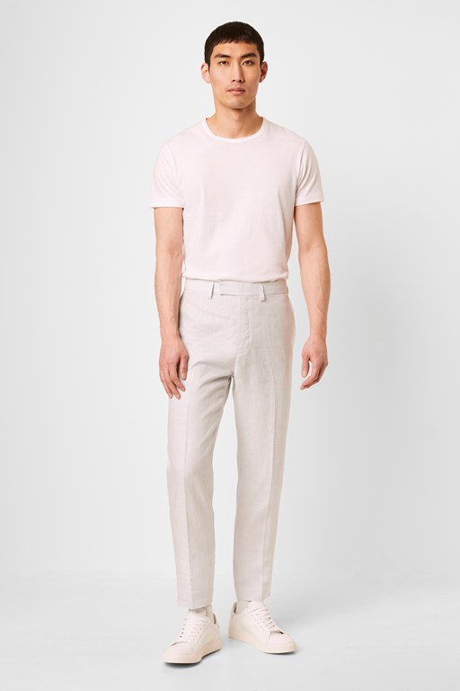 Complete the Look Linen Tailored Trouser