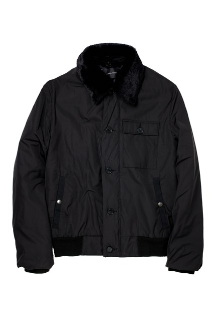 Atomic Nylon Car Jacket