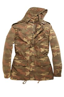Rotational Fatigue Jacket