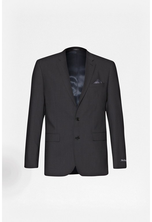 Classic Wool Suit Jacket