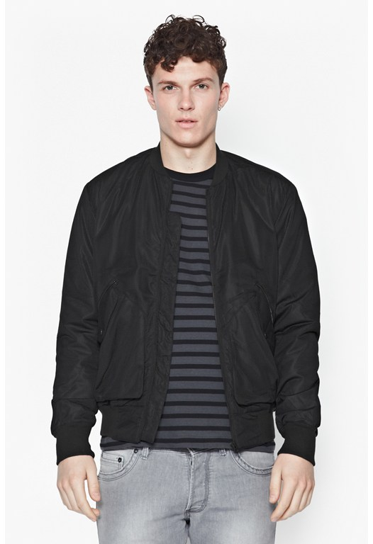 Meshed Up Biker Jacket
