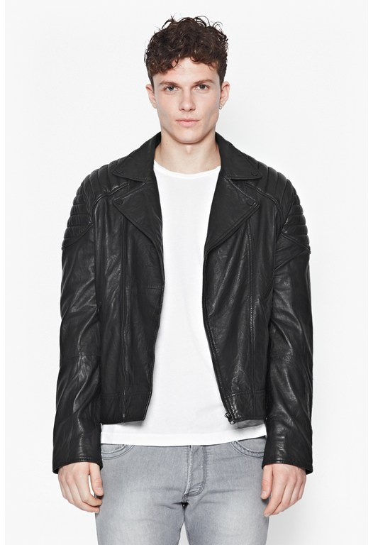Hell For Leather Biker Jacket
