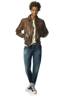 Sabah Leather Jacket