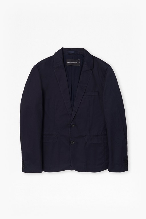Complete the Look Big Spin Pima Cotton Blazer