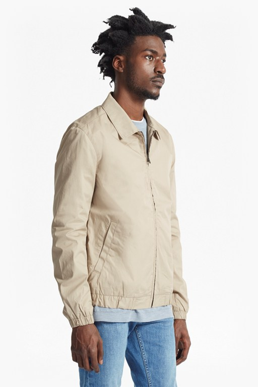 Complete the Look Caban Jacket