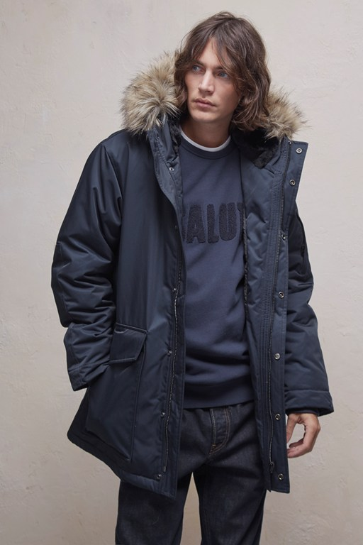 Complete the Look Bystander Nylon Parka Jacket