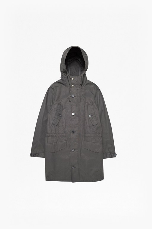 Complete the Look Canvas Wax Parka Jacket