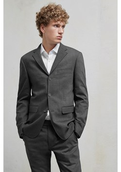 Stretch Flannel Suit Jacket