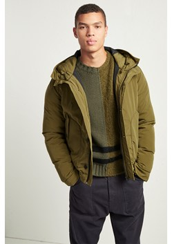 Soft Nylon Quilted Jacket