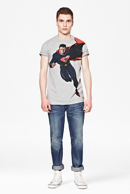 Superman Ready Fly Go T-Shirt