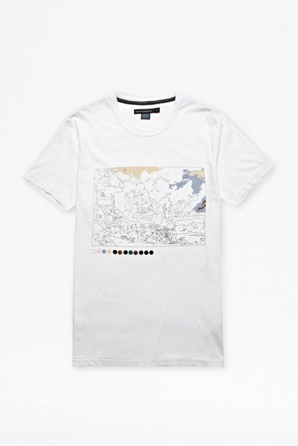 Colour By Numbers T-Shirt