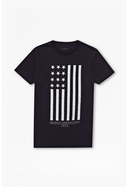 1972 US Flag T-Shirt