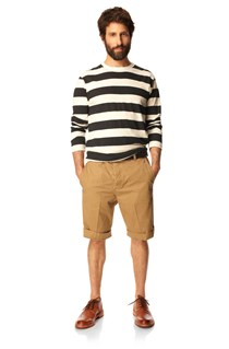 Irish Sea Stripe Tee