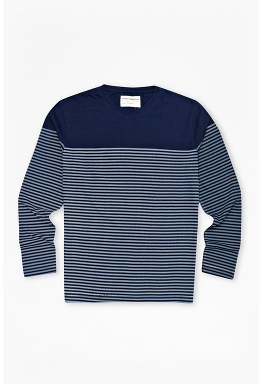 Indigo Dean Long-Sleeved T-Shirt