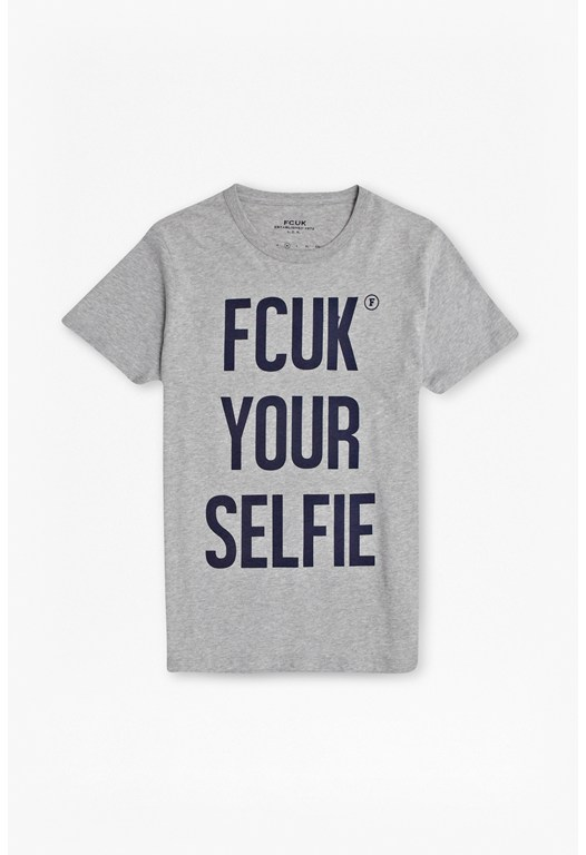 FCUK YOUR SELFIE T-Shirt