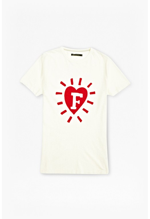 F'In Heart Graphic T-Shirt