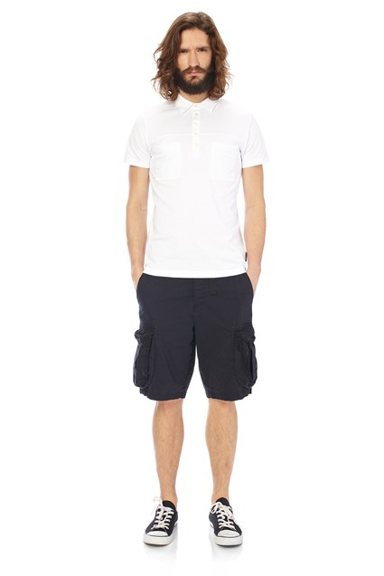 Surround Interlock Polo Shirt