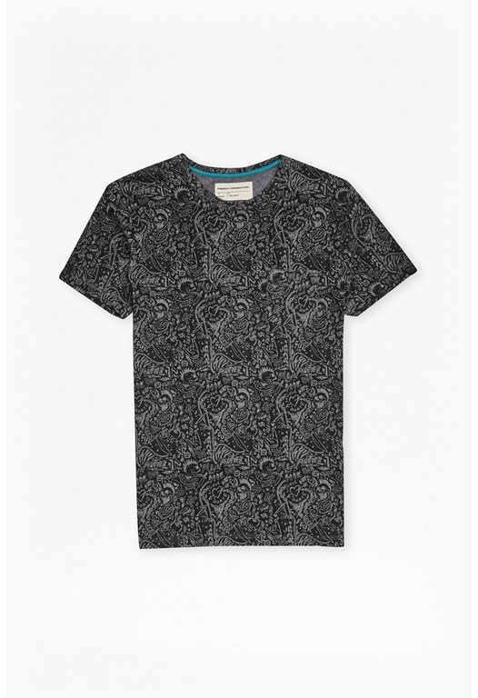 Love Punk Printed T-Shirt