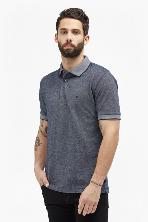 Complete the Look Winter Jumbo Pique Polo Shirt