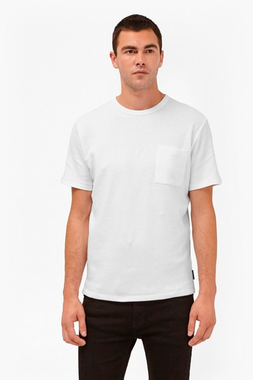 Complete the Look Central Crepe T-Shirt