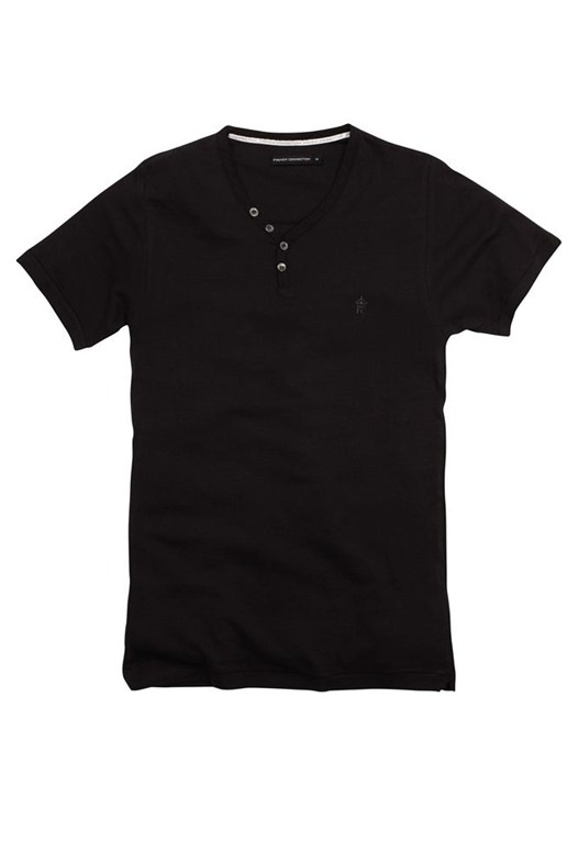 HENLEYS V-NECK T-SHIRT