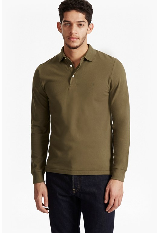 Brunswick Long Sleeves Polo Shirt