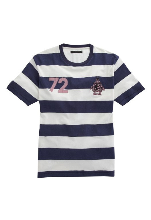 Panther Paddy Stripe Tee