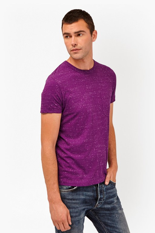 Complete the Look Granite Grindle Pen Pocket T-Shirt